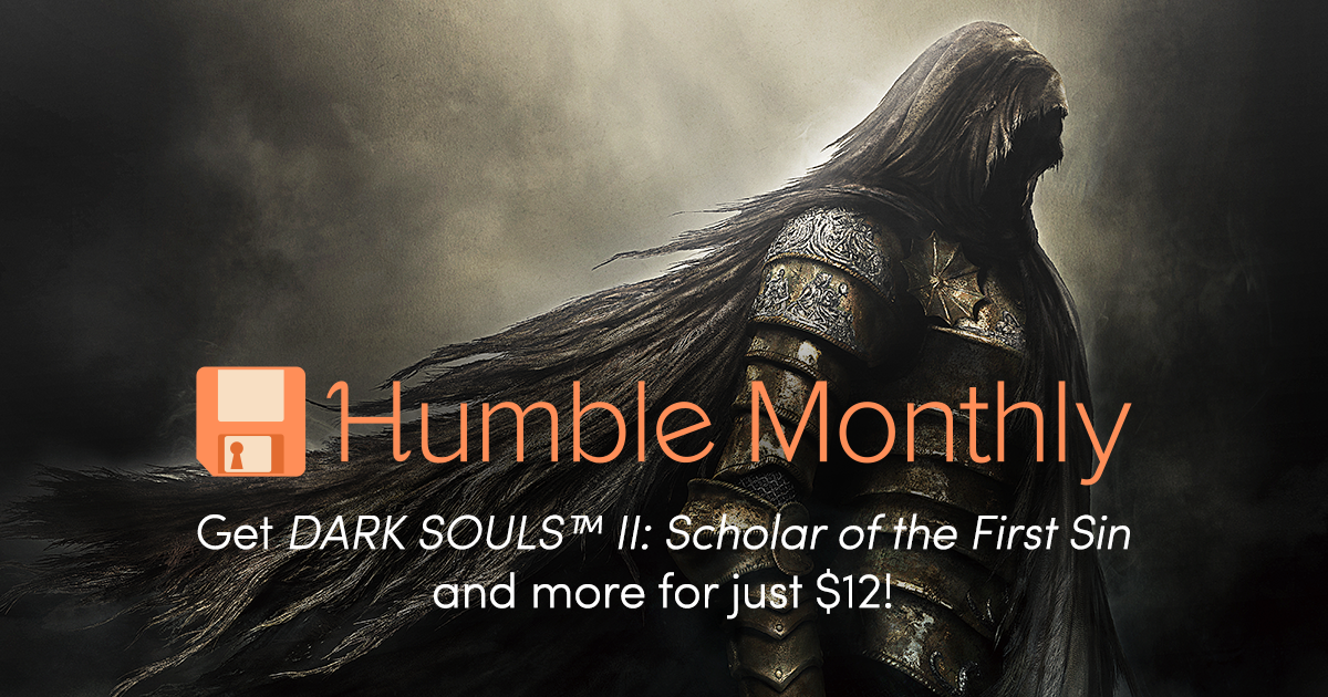 July 2017 Humble Monthly