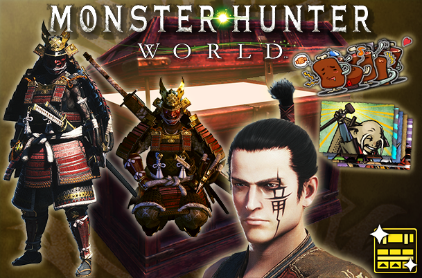 Buy MONSTER HUNTER: WORLD Deluxe Edition from the Humble Store