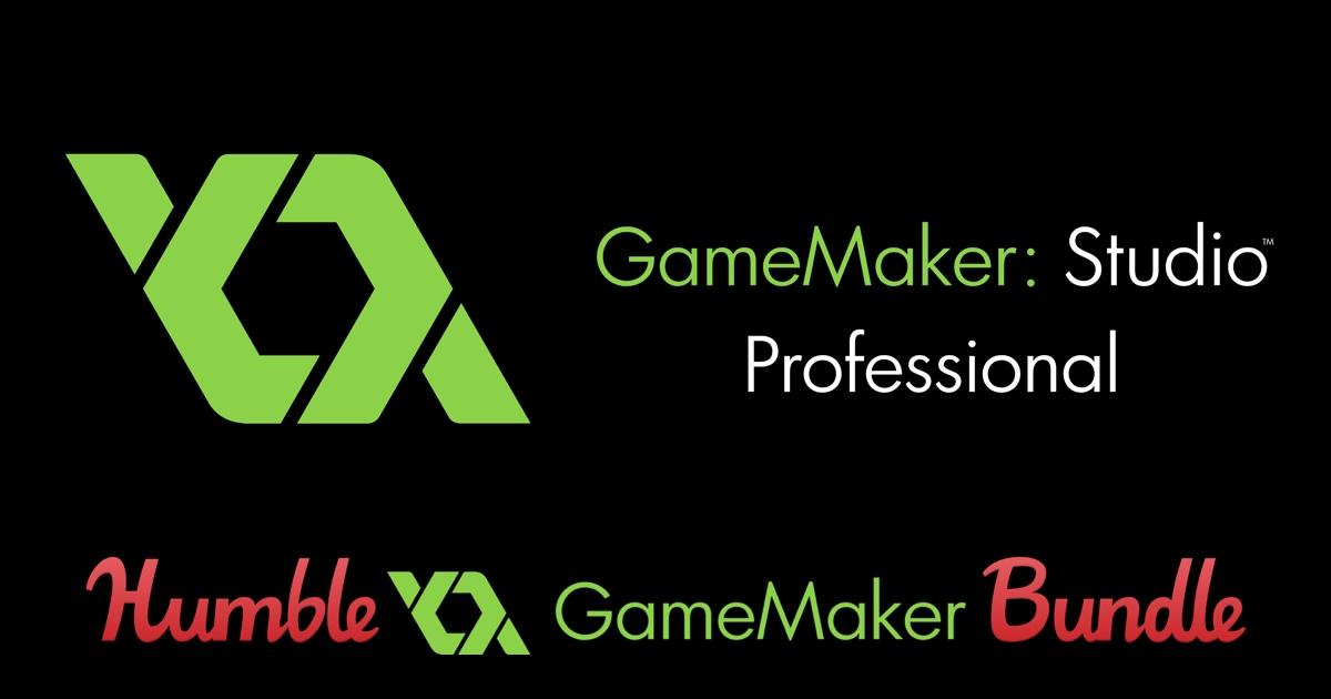 Humble GameMaker Bundle