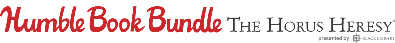 The Humble Book Bundle: The Horus Heresy presented by Black Library