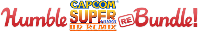 The Humble Capcom Super Turbo HD Remix Rebundle!