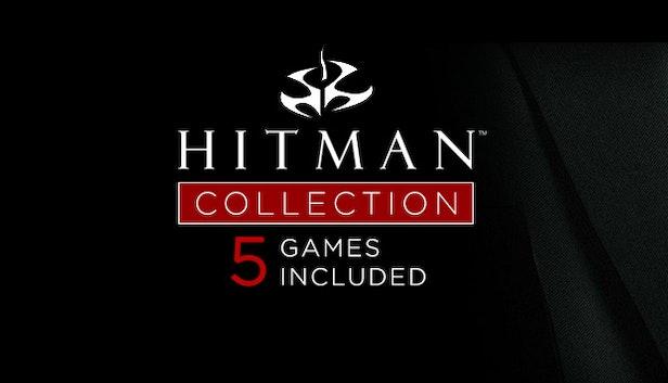 Hitman video games