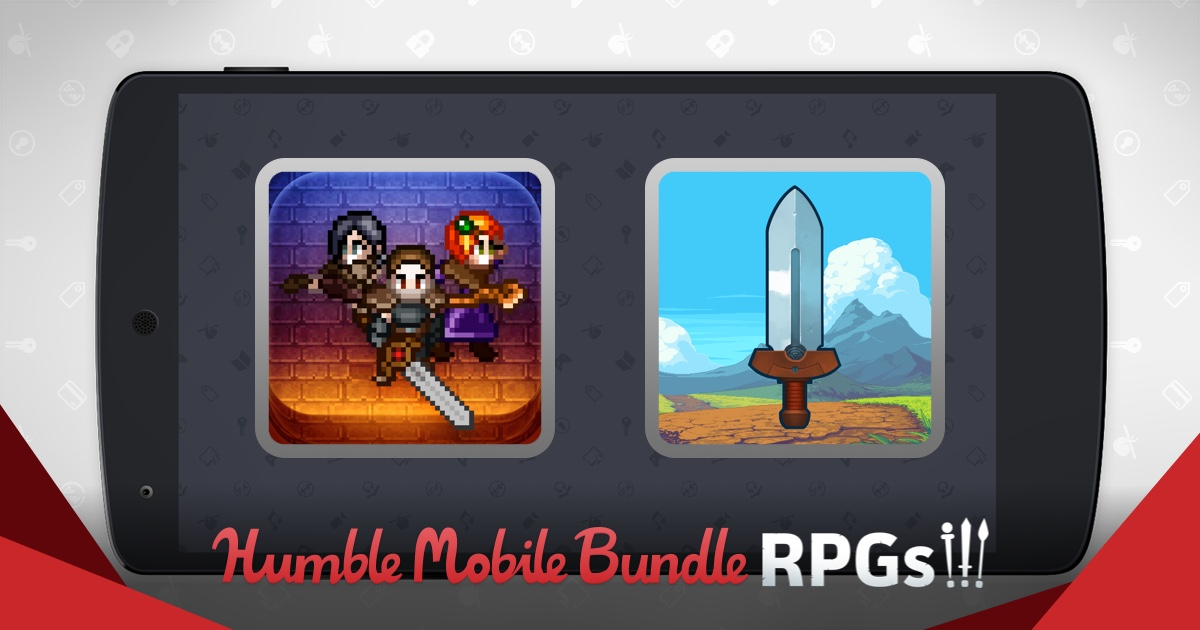 Humble Mobile Bundle: RPGs!!!