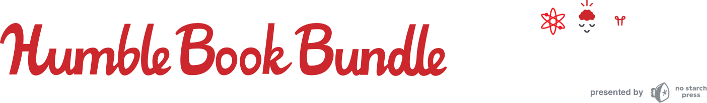 The Humble Book Bundle: Brainiac 2 presented by No Starch