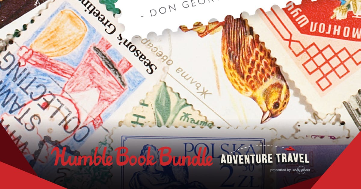 The humble book bundle adventure travel presented by lonely planet fandeluxe Image collections