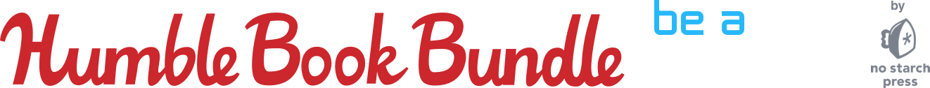 The Humble Book Bundle: Be a Coder by No Starch Press