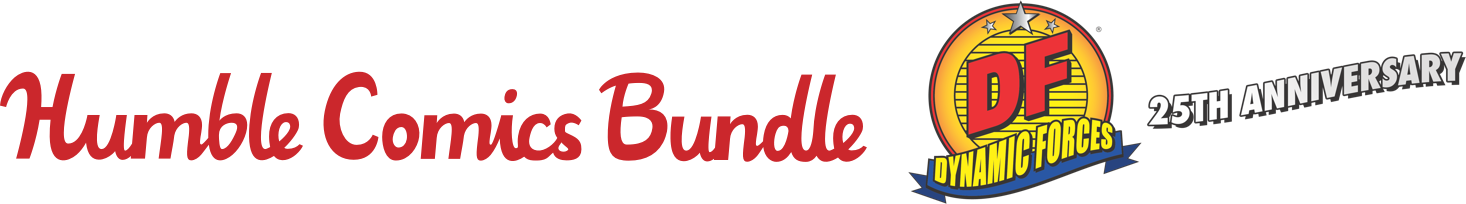 The Humble Comics Bundle: Dynamic Forces 25th Anniversary