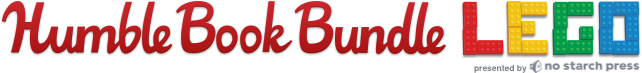 The Humble Book Bundle: LEGO presented by No Starch