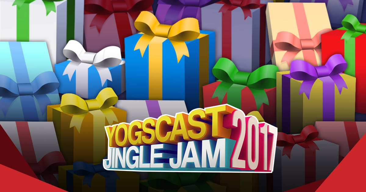 The yogscast jingle jam 2017 fandeluxe Image collections