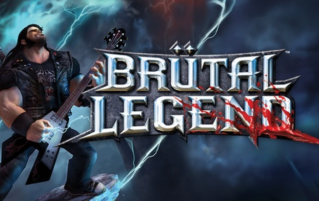 Buy Brütal Legend from the Humble Store