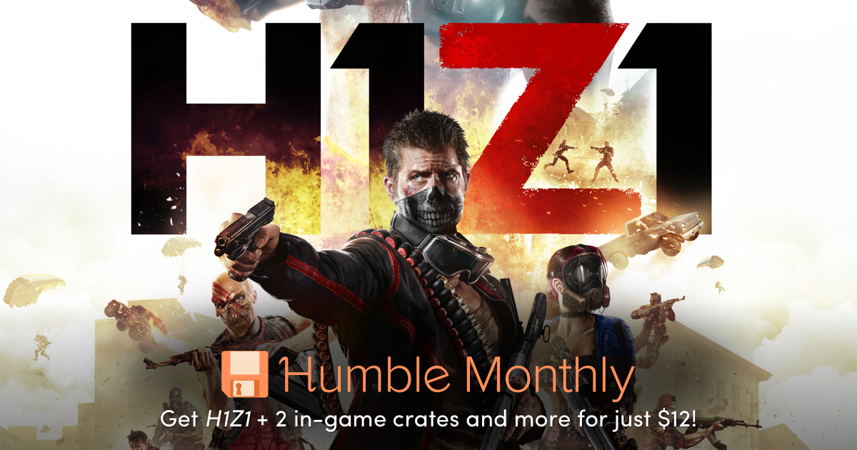 December 2017 Humble Monthly