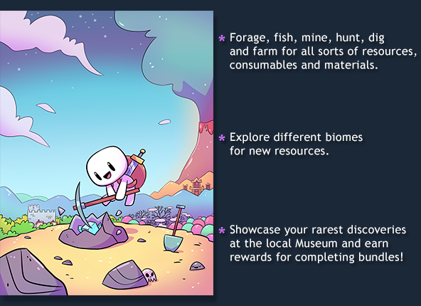 Buy Forager from the Humble Store