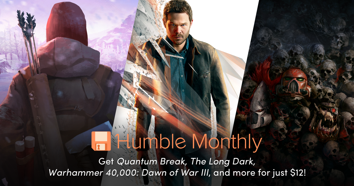 January 2018 Humble Monthly