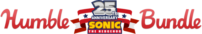 The Humble Sonic 25th Anniversary Bundle