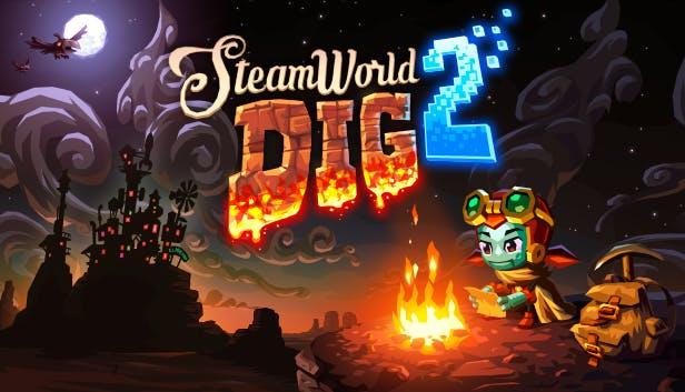 Steamworld Dig 2 6f593ca93035643057ce1cc990f05ce3232cb5e0