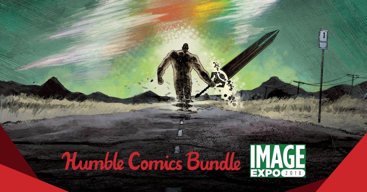 Humble Comics Bundle: Image Expo 2018