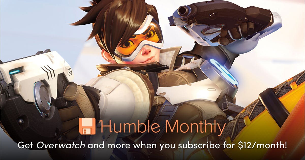 Don't miss out, get Overwatch and more for just $12 right now!