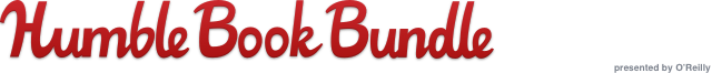 The Humble Book Bundle: Hacks presented by O'Reilly