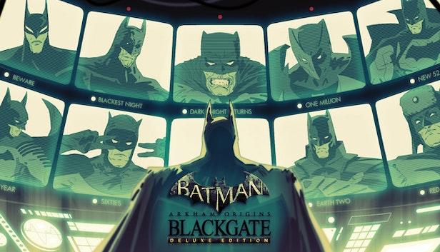 Buy batman arkham origins blackgate deluxe edition from the buy batman arkham origins blackgate deluxe edition from the humble store voltagebd Choice Image