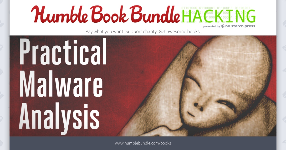 Humble Book Bundle: Hacking presented by No Starch Press