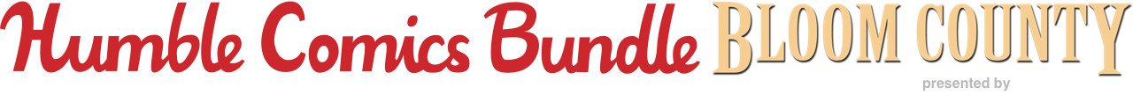 The Humble Comics Bundle: Bloom County presented by IDW
