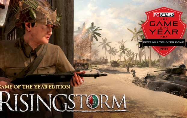 Buy Rising Storm Game of the Year Edition from the Humble Store