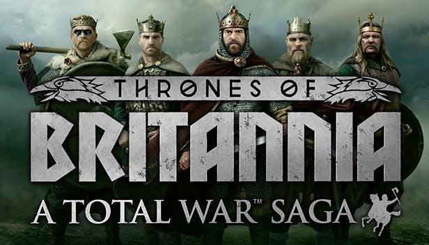 Картинки по запросу Total War Saga: Thrones of Britannia
