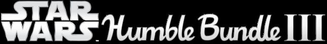 The Star Wars Humble Bundle III
