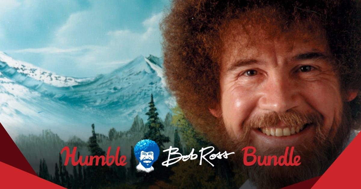 Humble Bob Ross Bundle