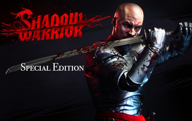 Buy Shadow Warrior: Special Edition from the Humble Store